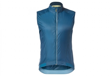 Gilet coupe vent mavic 2018 essential wind bleu marine xl