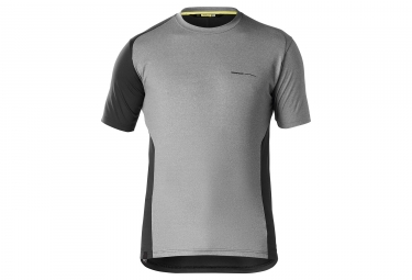 Mavic 2018 XA Elite Short Sleeves Jersey Grey Black
