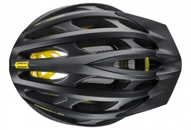 Mavic Crossmax SL Pro MIPS MTB Helmet Black Yellow