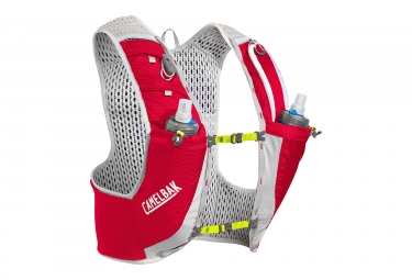 Camelbak Ultra Pro Vest + 17oz Quick Stow Red