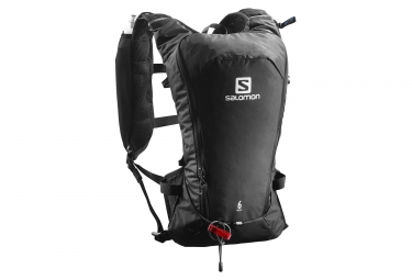 Salomon Agile 6 Set Backpack Black