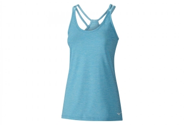 Mizuno Lyra Women Tank Top Blue