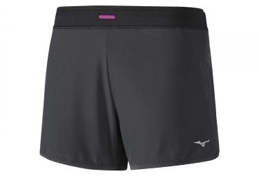 Pantalón corto Mizuno Alpha 4.0 Negro