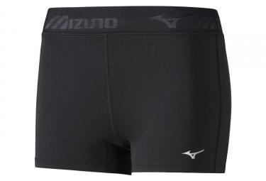 Mizuno Impulse Core Women Sport Shorts Negro