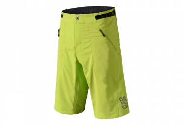 Troy Lee Designs Skyline Solid Shorts Yellow