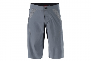 Short Troy Lee Designs Ace 2.0 Solid Gris