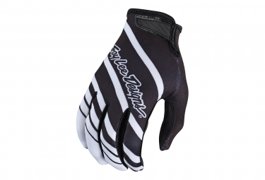 Troy Lee Designs Air Streamline Guantes largos blanco negro