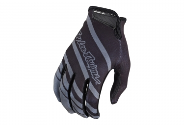 Gants Longs Troy Lee Designs Air Streamline Gris Noir