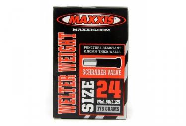 Chambre Air Maxxis 24'' Welter Weight Valve Schrader
