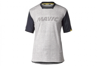 Maillot manches courtes mavic 2018 deemax pro ltd sam hill gris noir xl