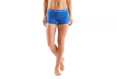 Short Skins DNAmic Team Booty Bleu Femme