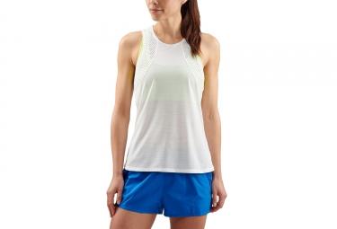 Skins Activewear Odot Tank Top White Women