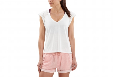 Skins Activewear Odot T-Shirt White Women