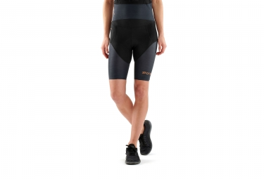 Skins DNAmic Triathlon 1/2 Tights Black Women