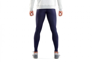 Collant Long Skins DNAmic Sport Recovery Bleu Homme