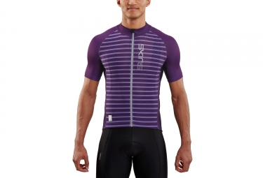 Skins Cycle Lovecat X-Light Maillot Zip Noir Homme