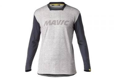 Maillot manches longues mavic 2018 deemax pro ltd sam hill gris noir xl