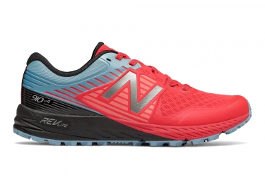 New balance trail nbx 910 v4 corail bleu femme 41