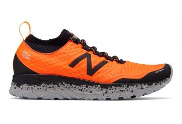 New Balance Trail Fresh Foam Hierro V3 Orange Grey