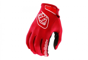 Troy Lee Designs Air Youth Long Gloves Red