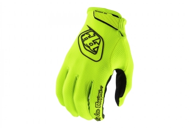 Troy Lee Designs Air Long Gloves Neon Yellow