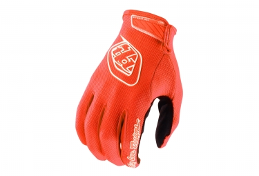 Gants longs troy lee designs air orange s