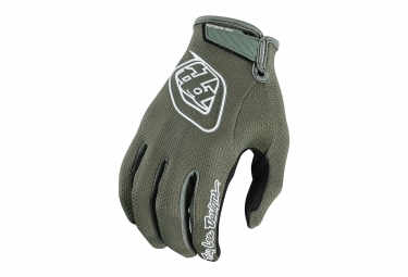 Gants longs troy lee designs air kaki s