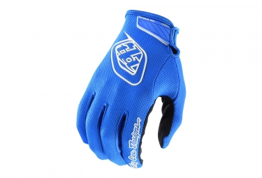 Troy Lee Designs Air Youth Guantes largos azules
