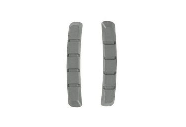 X2 cartouches de patins de freins box two 70mm gris