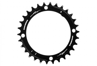 Race face mono plateau narrow wide 104mm noir 30