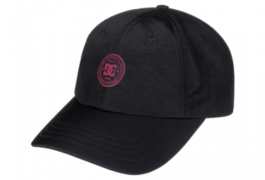 Casquette dc shoes star dad noir