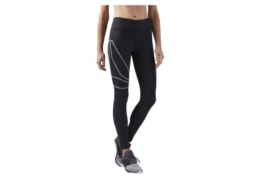 Reebok Running SpeedWick Women Long Tights Black