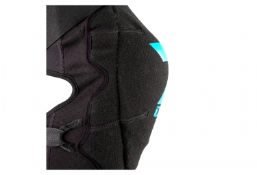 Seven Pair of Knee Pad Flex Black