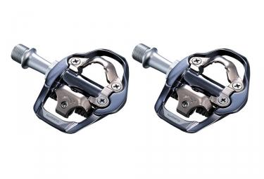 paire de pedales shimano pd a600 gris