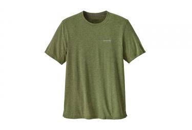 T shirt patagonia nine trails vert s