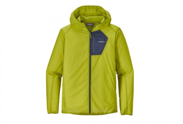 Veste coupe vent patagonia houdini light gecko green m
