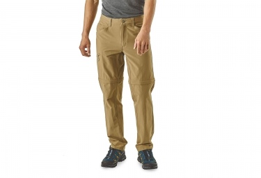 Pantaloni convertibili Quandary Patagonia Ash Tan
