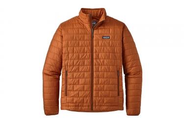 Veste patagonia nano marron orange xs