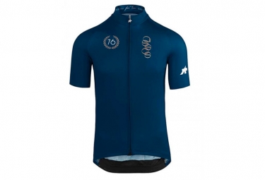 Assos Jersey ForToni Limited Edition Blue