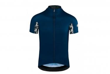 maillot assos millegt blue xl