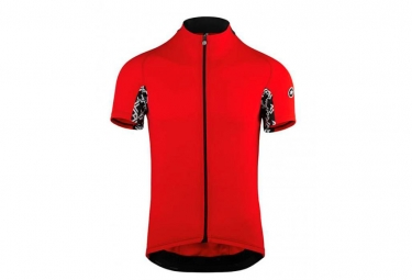 Assos Jersey MilleGT National Red
