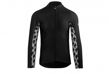Assos Long Sleeves Jersey tiburu MilleGT blackSeries