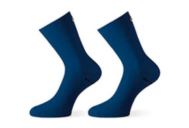 Assos Socks MilleGT caleumBlue