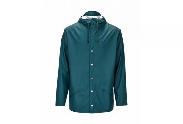 Veste Imperméable Rains Jacket Deep Blue