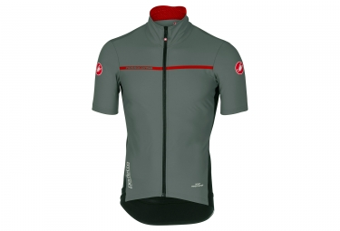 Veste coupe vent castelli 2018 perfetto light 2 gris noir l