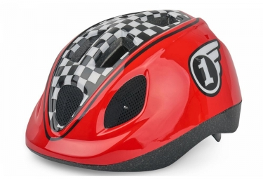 Casco Polisport Guppy Noir / Rouge