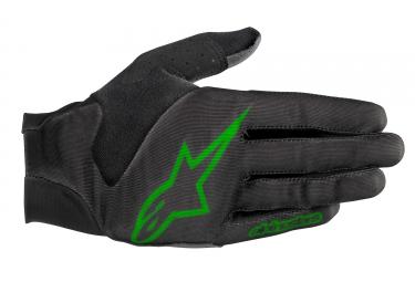 ALPINESTARS Gants AERO V3 noir vert