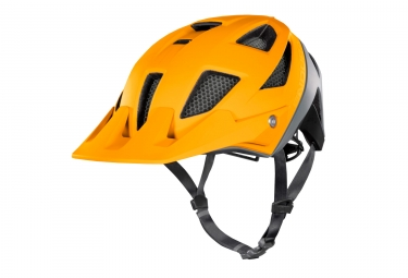 casque vtt endura mt500 orange l xl 58 63 cm