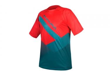 Endura T-shirt SingleTrack Print