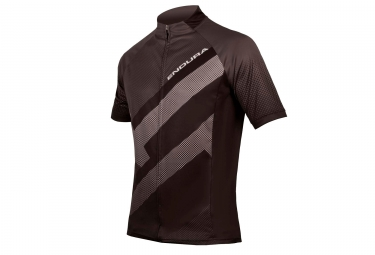 Maillot manches courtes endura hummvee ray noir xxl